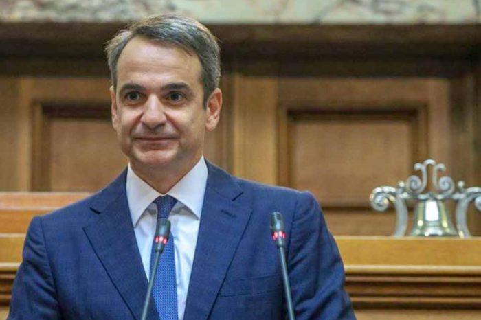 Ο πρωθυπουργος Κυριάκος Μητσοτάκης στην Κ.Ο. της Ν.Δ.: Δουλεύουμε περισσότερο, μιλάμε λιγότερο