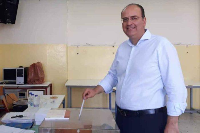 Μακάριος Λαζαρίδης:  Γυρίζουμε σελίδα, σηκώνουμε την Καβάλα,  τη Μακεδονία, την  Ελλάδα μας ψηλά