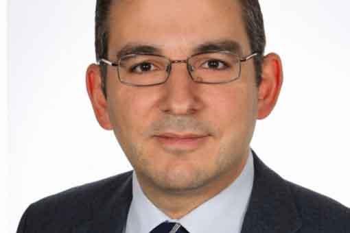 Ο Στέλιος Κουτνατζής, γενικός γραμματέας της κυβέρνησης
