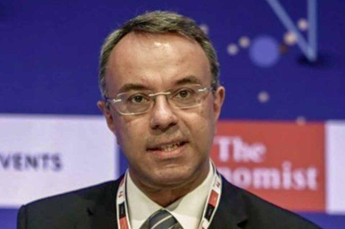 Χρήστος Σταϊκούρας : Στρατηγικός στόχος μας είναι η μεγέθυνση της οικονομίας με υψηλότερους ρυθμούς