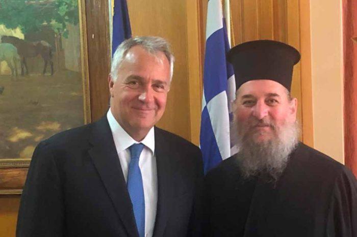 Το Υπουργείο Αγροτικής Ανάπτυξης και Τροφίμων,στο πλευρό της Ιεράς Θεολογικής Σχολής της Χάλκης
