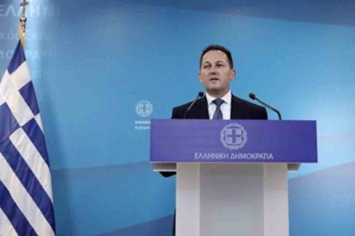 O κ. Στέλιος Πέτσας αναλαμβάνει υφυπουργός παρά τω Πρωθυπουργώ αρμόδιος για θέματα επικοινωνίας και ενημέρωσης και Κυβερνητικός εκπρόσωπος