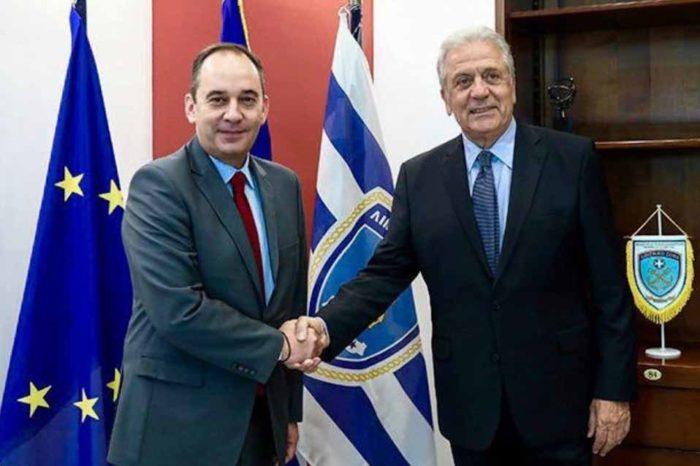 Ο Δ.Α ραμοπουλος :Ικανοποιημένος από τη δράση του Λιμενικού Σώματος