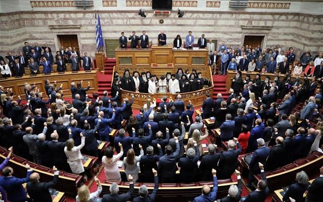 Η Ολομέλεια του Κοινοβουλίου θα συγκληθεί αύριο Πέμπτη στις 10:30, με θέμα την εκλογή νέου προέδρου