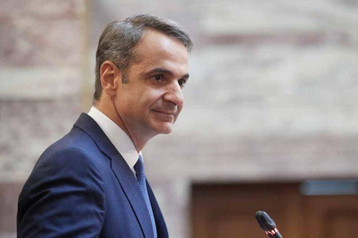 Ο πρωθυπουργός : Ειναι καιρός η Ελλάδα να πάει μπροστά με ενότητα και σκληρή δουλειά