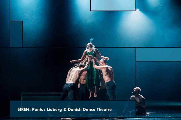 Η παράσταση χορού  SIREN, παρουσιάζεται για πρώτη φορά στην Ελλάδα
