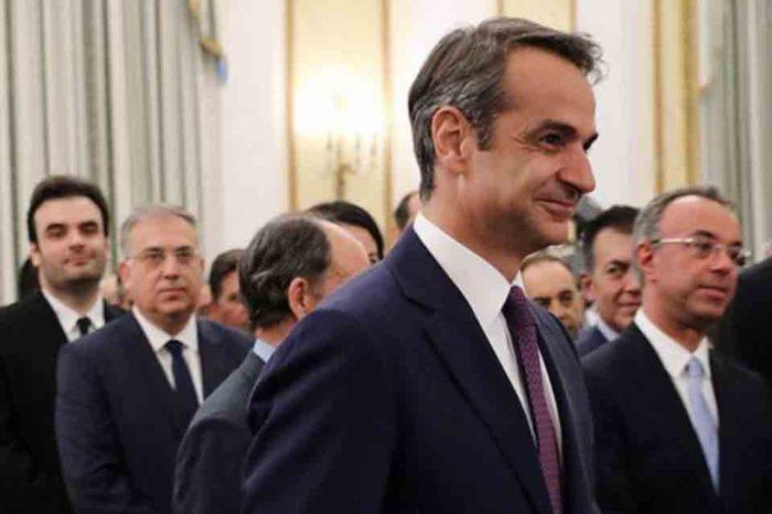 Το Βερολίνο θα επισκεφθεί  το πρωθυπουργός κ.Κυριάκος Μητσοτάκης