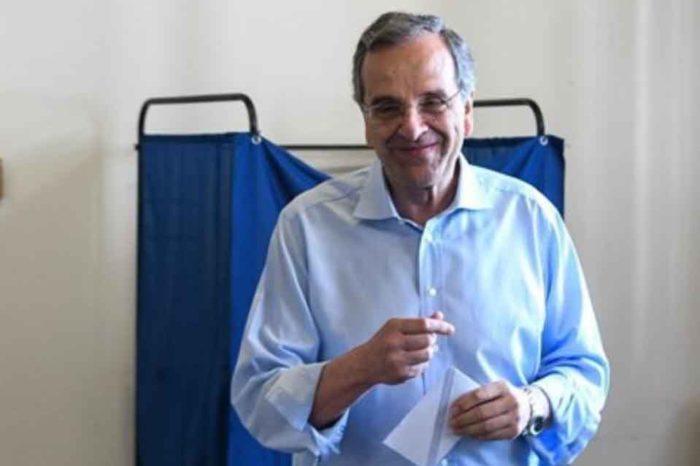 Αντώνης Σαμαράς : Ενωμένοι θα ξαναχτίσουμε το αύριο της Ελλάδας
