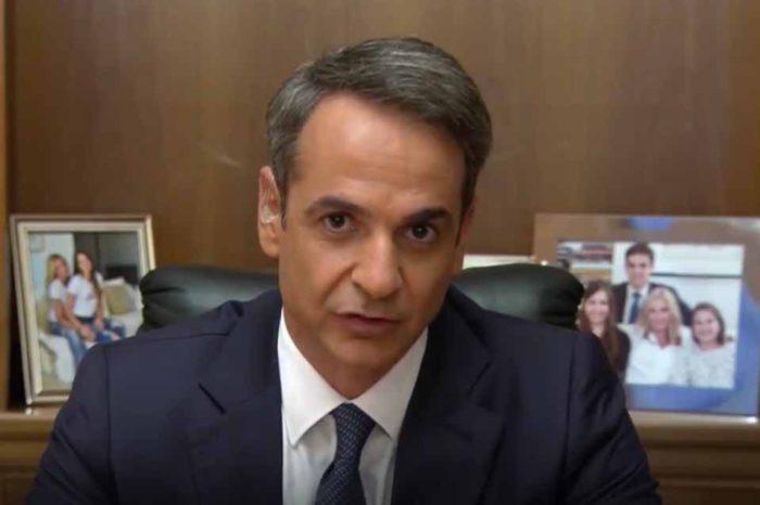 Συνέντευξη του πρωθυπουργού  Κυριάκου Μητσοτάκη στο CNN