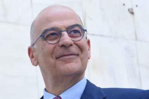 Στίς   Βρυξέλλες  τη Δευτέρα ο υπουργός των εξωτερικών κ.Νίκος Δένδιας