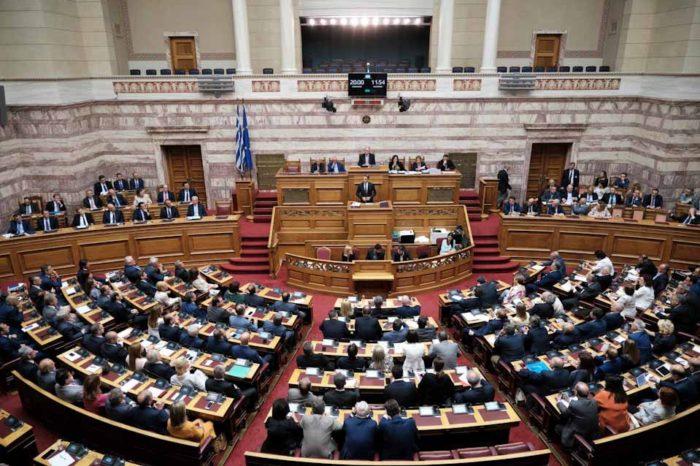 Τα μεσάνυχτα της Δευτέρας θα διεξαχθεί η ψηφοφορία στη Βουλή επί των προγραμματικών δηλώσεων της κυβέρνησης