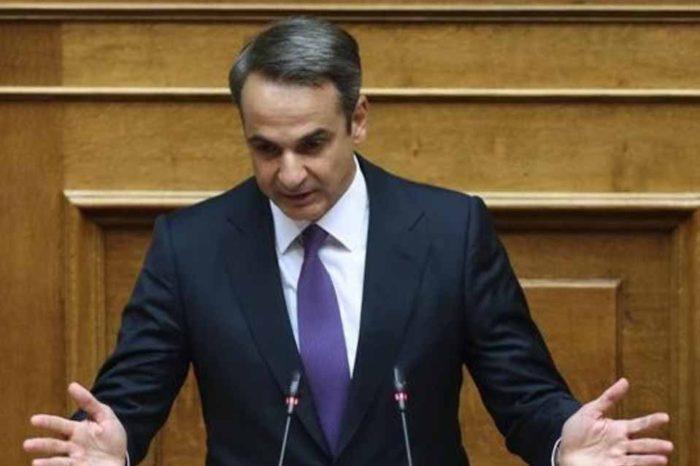 Ο Πρωθυπουργός : Ένα χρόνο μετά τη φονική πυρκαγιά στο Μάτι, όλοι οι Έλληνες στεκόμαστε με σεβασμό στη μνήμη των θυμάτων