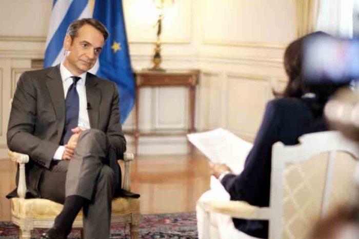 Στο BBC o πρωθυπουργός : Στόχος μου η Ισχυρή Ελλάδα