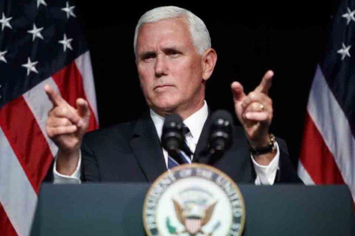 Επικοινωνία του αντιπροέδρου των ΗΠΑ  με τον ΚΥΡΙΑΚΟ ΜΗΤΣΟΤΑΚΗ