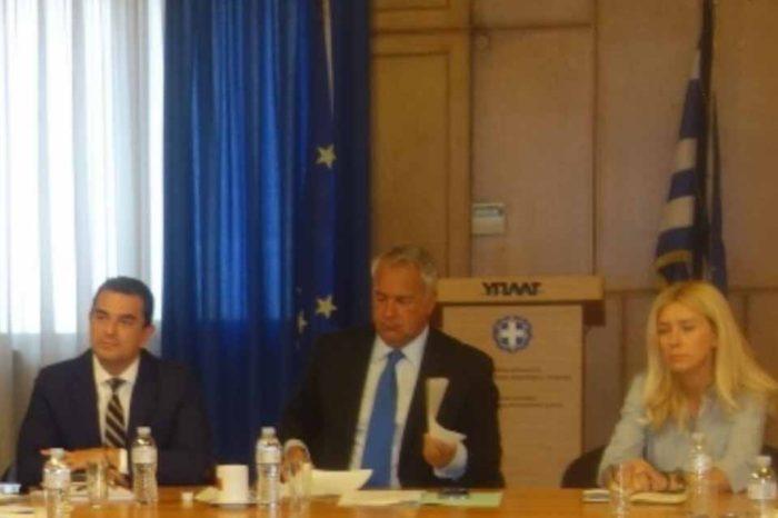 Μάκης Βορίδης : Άμεση κατάργηση Υπουργικής Απόφασης του ΣΥΡΙΖΑ  για τις Διεπαγγελματικές Οργανώσεις