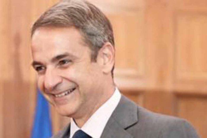 Τούς επιτυχόντες των πανελλαδικών εξετάσεων συγχαίρει ο πρωθυπουργός Κυριάκος Μητσοτάκης