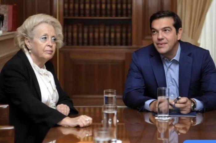 Τις διαπιστωτικές πράξεις για την απομάκρυνση της  Β. Θάνου, υπέγραψε ο Άδωνις Γεωργιάδης