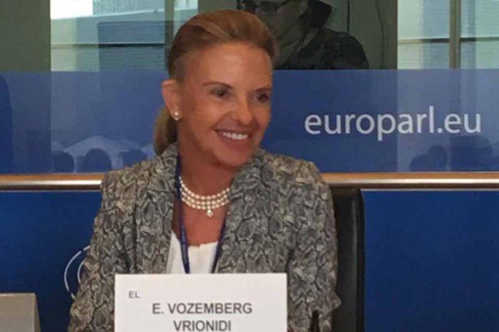 Η Ελίζα Βόζεμπεργκ - Βρυωνίδη κατέθεσε νέα ερώτηση στην Ευρωπαϊκή Επιτροπή