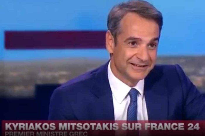 Συνέντευξη του πρωθυπουργού στο τηλεοπτικό δίκτυο France 24