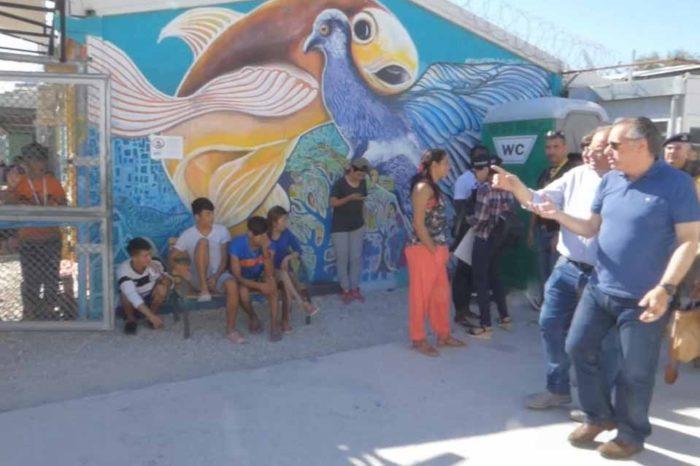 Προστασία των συνόρων, αυστηρή εποπτεία στα Κέντρα Υποδοχής και Ταυτοποίησης, αποσυμφόρηση των νησιών