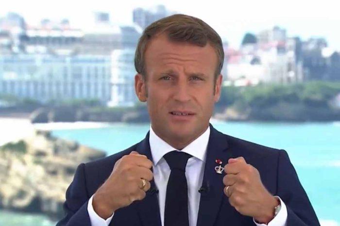"""Ε. Μακρόν:  Η G7 δεν θα """"ανακοινώσει απλώς μια έκκληση, αλλά μια κινητοποίηση όλων των δυνάμεων"""