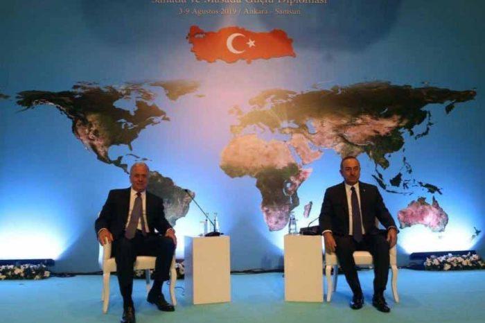 Στην 11η σύνοδο των Τούρκων Πρέσβεων στην Άγκυρα, ο Δ.Αβραμόπουλος
