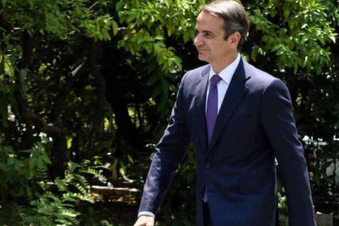 Σε Παρίσι , Βερολίνο, Χάγη και Νέα Υόρκη ο πρωθυπουργός Κυριάκος Μητσοτάκης