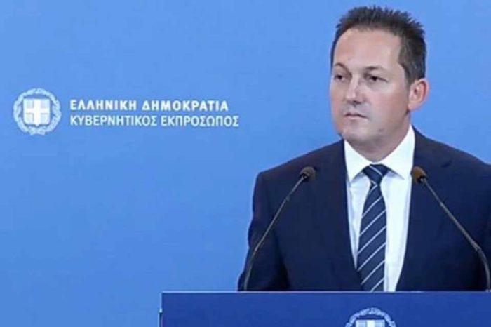 """ΣΤΕΛΙΟΣ ΠΕΤΣΑΣ : Ο κ. Τσίπρας δεν """"άκουσε τίποτα"""", λέει, για την κλιματική αλλαγή, Πάλι ψέματα;"""