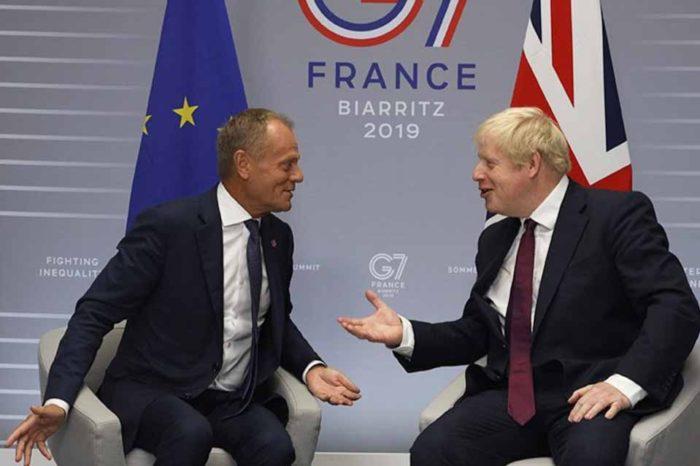 Η Βρετανία θα αποχωρήσει από την ΕΕ στις 31 Οκτωβρίου κάτω από οποιεσδήποτε συνθήκες