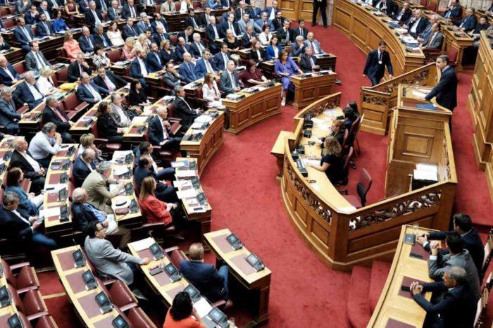 Συνταγματική χαρακτηρίζει η Επιστημονική Υπηρεσία της Βουλής την κατάργηση του πανεπιστημιακού ασύλου