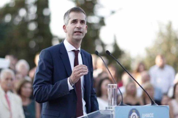 Ορκίστηκαν ο νέος δήμαρχος της Αθήνας, Κώστας Μπακογιάννης και τα μέλη του νέου Δ.Σ. της Αθήνας