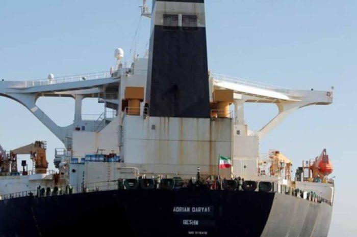 H Αθήνα επιμένει ότι δεν έχει λάβει κανένα αίτημα  εισόδου σε ελληνικό λιμάνι του Adrian Darya