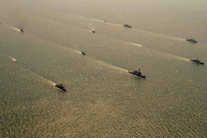 Το αμερικανικό Πολεμικό Ναυτικό είναι έτοιμο να «πράξει ό,τι είναι απαραίτητο» στη Βενεζουέλα