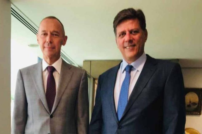 Οι διμερείς σχέσεις, και η προετοιμασία της επίσκεψης του Ρώσου υπουργού Εξωτερικών, Σεργκέι Λαβρόφ, στην Ελλάδα