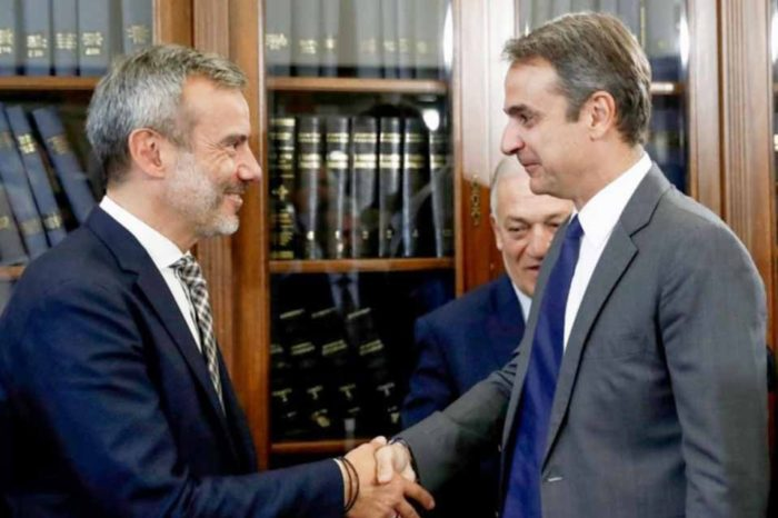 Τα θέματα που έθεσε στον πρωθυπουργό ο Δήμαρχος Θεσσαλονίκης