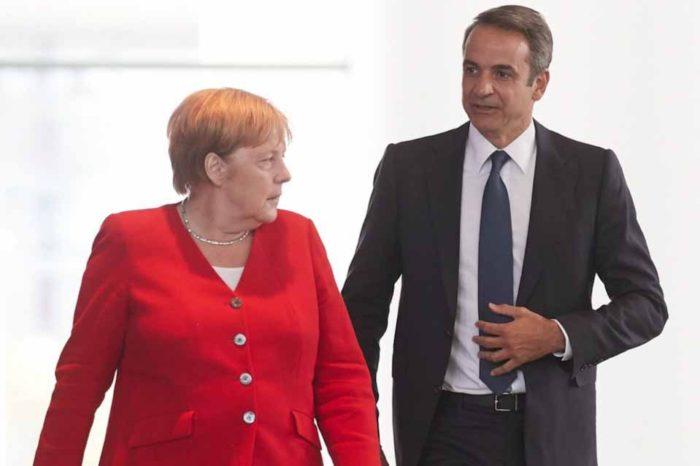 Θετικά αποτιμούν τα γερμανικά ΜΜΕ την πρώτη επίσκεψη του Πρωθυπουργού, Κυριάκου Μητσοτάκη