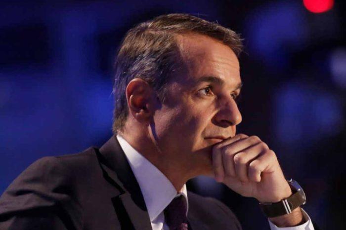 Ο Κυριάκος Μητσοτάκης στην  Washington Post : Στόχος μου είναι να γίνει η Ελλάδα το success story της Ευρωζώνης