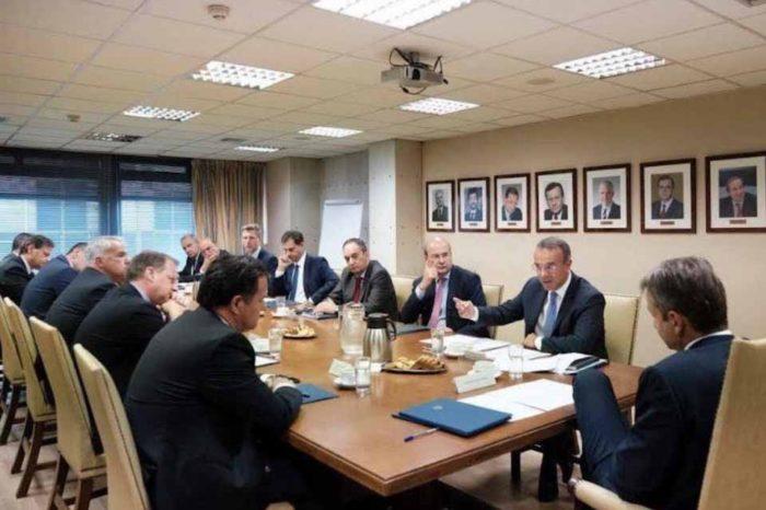 Χρήστος Σταϊκούρας : Αποκρατικοποιήσεις με όρους απόλυτης διαφάνειας και γνώμονα  το δημόσιο συμφέρον