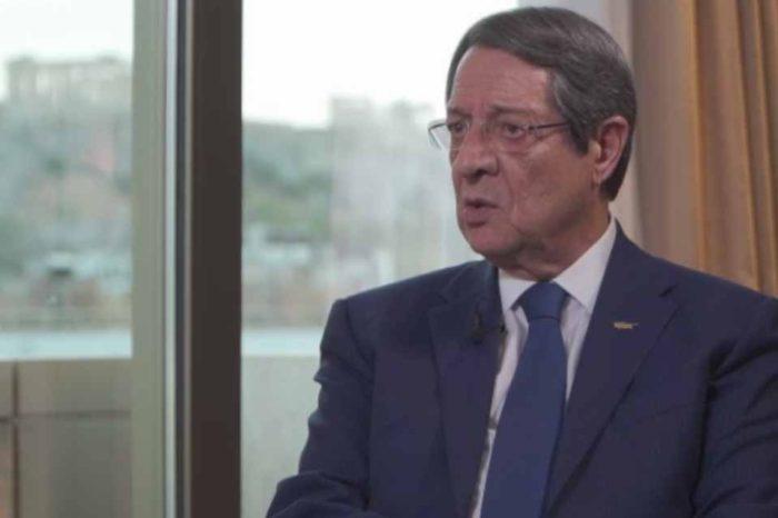 Στο euronews μίλησε  ο πρόεδρος της Κυπριακής Δημοκρατίας, Νίκος Αναστασιάδης