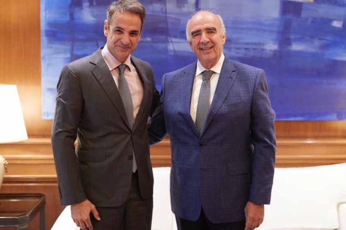 Ο Β. Μεϊμαράκης θα είναι ο Πρόεδρος του 13ου Συνεδρίου της Νέας Δημοκρατίας τον Δεκέμβριο