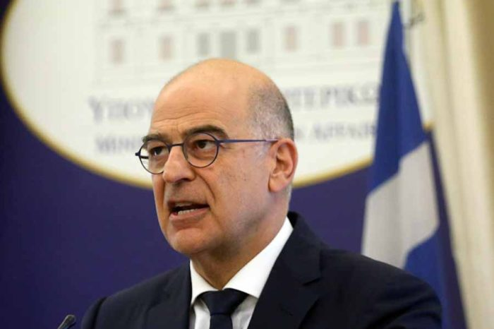 Στη Σόφια μεταβαίνει σήμερα  ο υπουργός Εξωτερικών, Νίκος Δένδιας