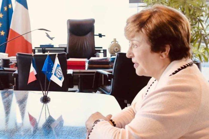 Η Κρισταλίνα Γκεοργκίεβα, θα είναι η νέα γενική διευθύντριά του ΔΝΤ