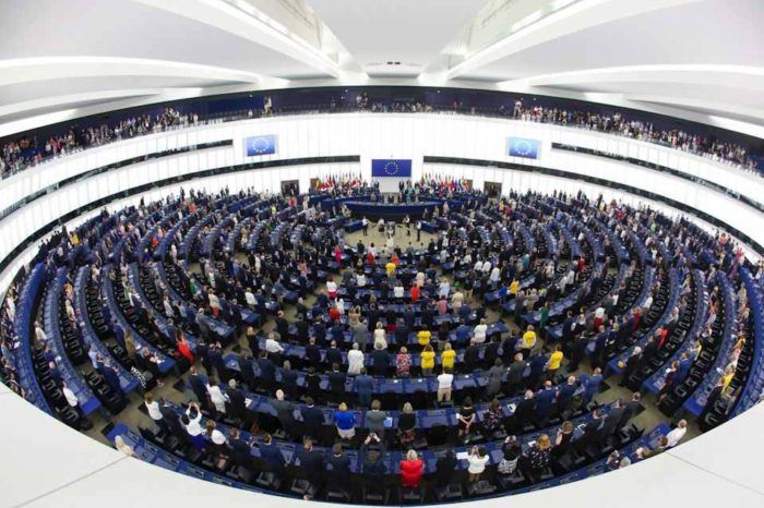 Συνεδριάζει την Τρίτη το Ευρωπαϊκό Κοινοβούλιο