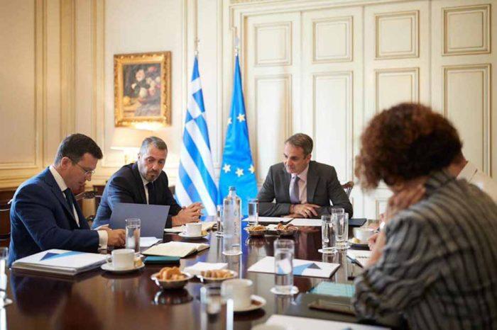 Κυριάκος  Μητσοτάκης :Προσέλκυση επενδύσεων για τη στήριξη της ανάπτυξης και τη δημιουργία θέσεων εργασίας