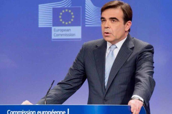 Ο Μαργαρίτης Σχοινάς, χαρακτήρισε την ανάθεση της αντιπροεδρίας της Κομισιόν στο πρόσωπό του εθνική επιτυχία