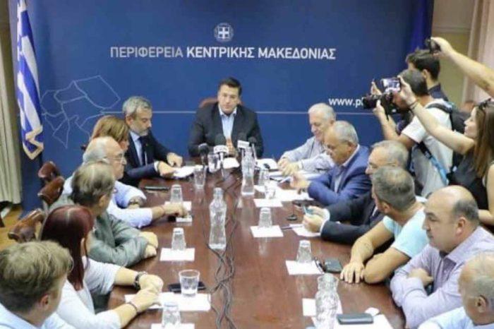 Θεσσαλονίκη : Υπέρ της απόσπασης και επανατοποθέτησης των αρχαιοτήτων στο μετρό