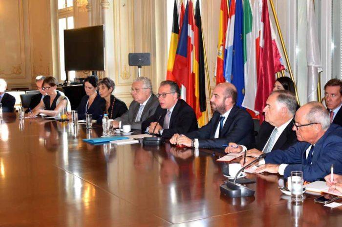 Γιώργος Κουμουτσάκος : Όλα τα κράτη οφείλουν να συνδράμουν με την καλύτερη φύλαξη των συνόρων