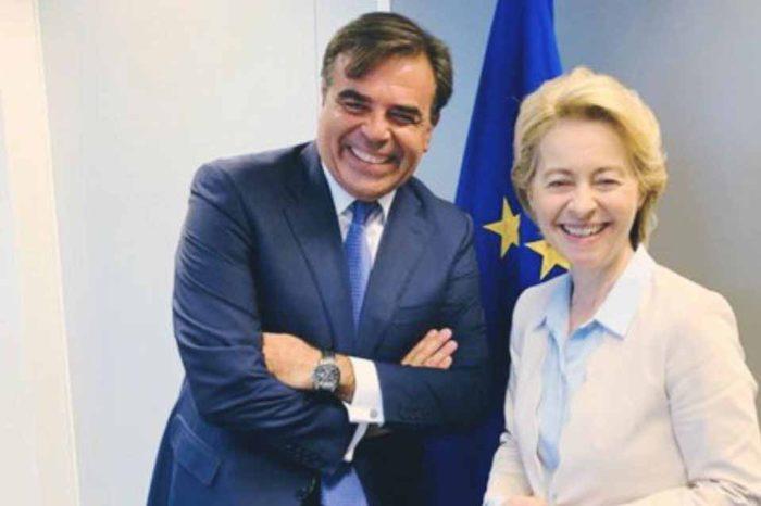 Ο Έλληνας Επίτροπος κ. Μαργαρίτης Σχοινάς θα είναι και Αντιπρόεδρος της Ευρωπαϊκής Επιτροπής