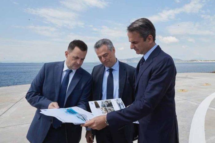 Εγκρίθηκε από την ΕΣΑΛ το επενδυτικό πλάνο της ΟΛΠ Α.Ε. ύψους 611,8 εκατ. ευρώ