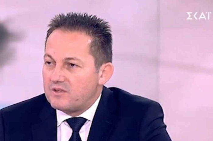 Τι είπε στόν ΣΚΑΪ, ο κυβερνητικός εκπρόσωπος Στέλιος Πέτσας